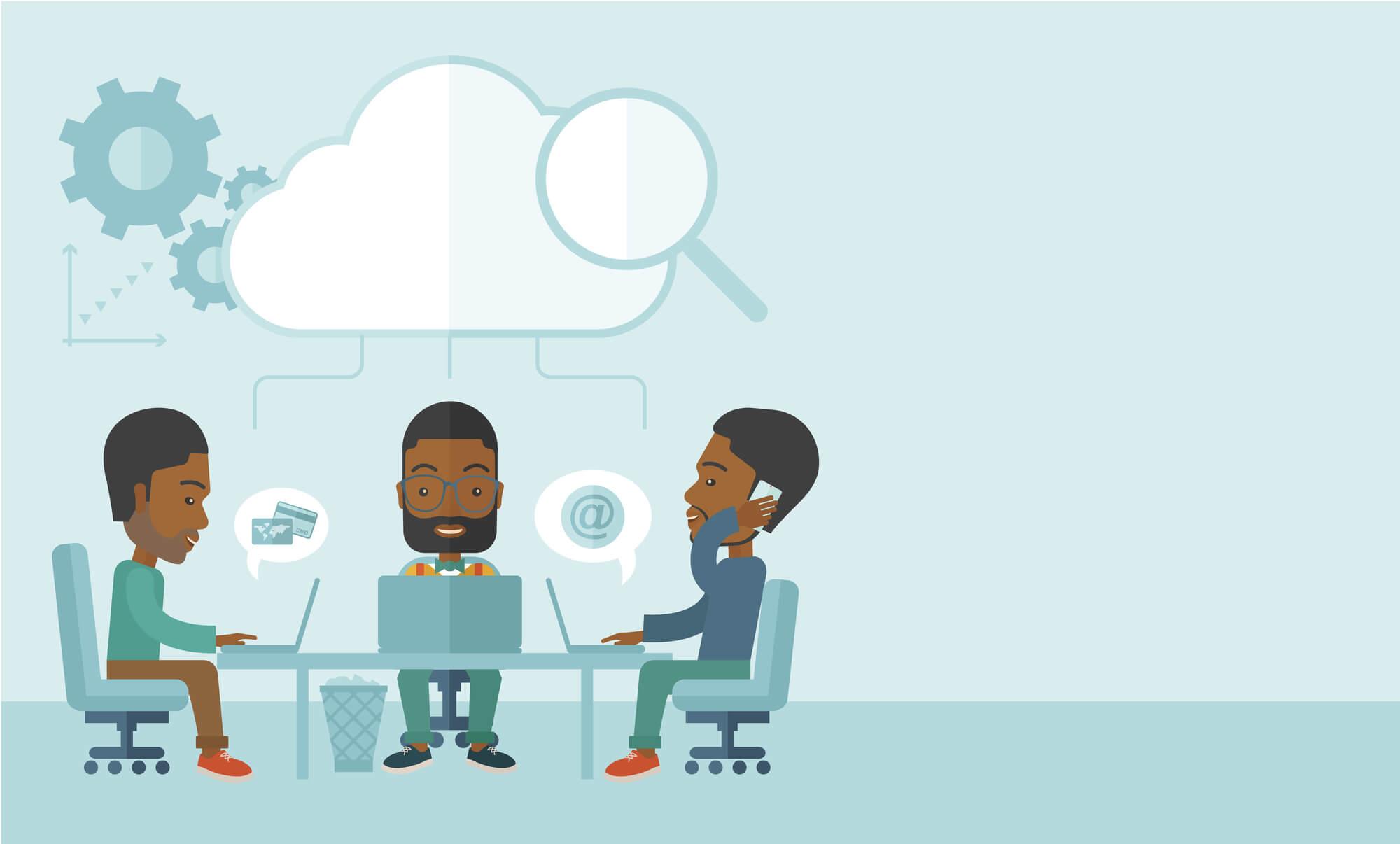 Como a tecnologia pode ajudar na tomada de decisões nas organizações?