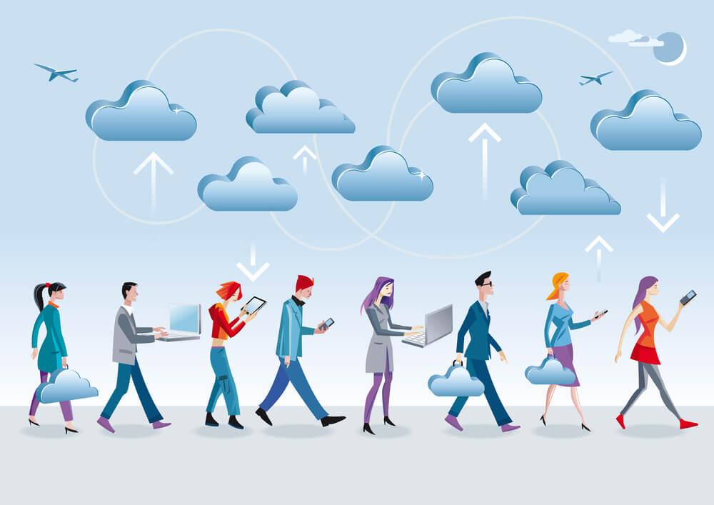 4 vantagens do gerenciamento de arquivos na nuvem