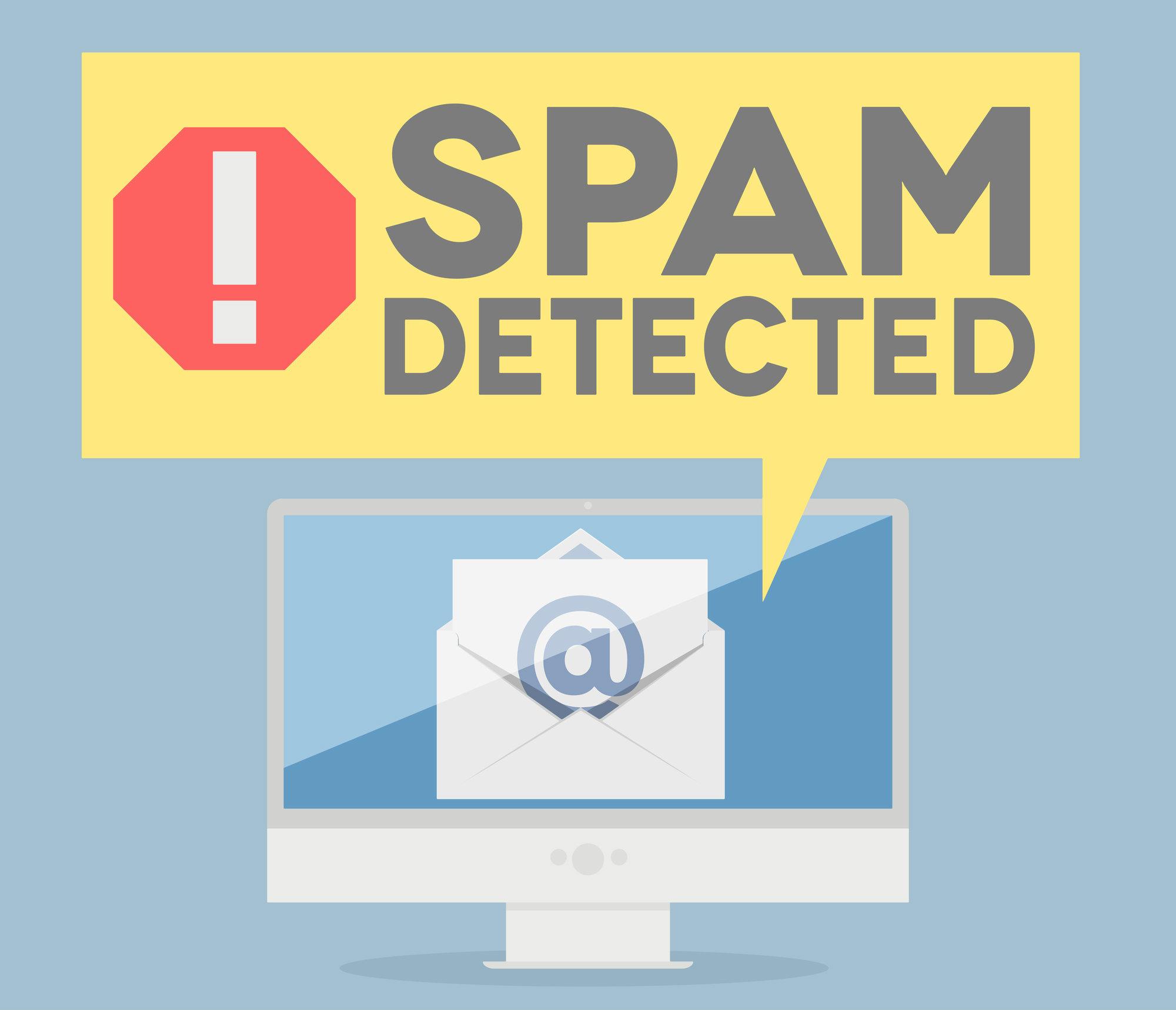 Entenda como combater spam nos e-mails empresariais