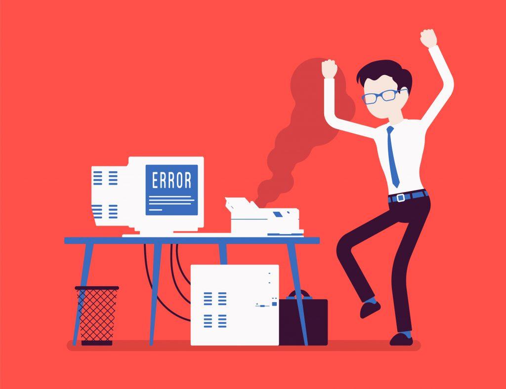 Descubra 4 dicas de como evitar erro humano na tecnologia