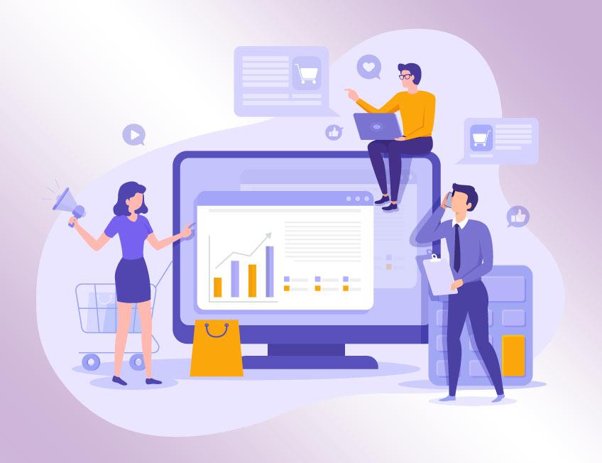 Usando TI para ajudar o marketing digital a entender seu público