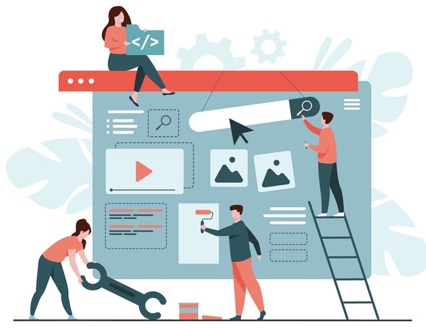 O que é essencial para criar um site de sucesso?